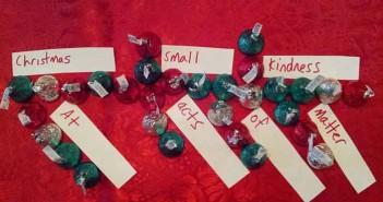 Diagram a Christmas Sentence