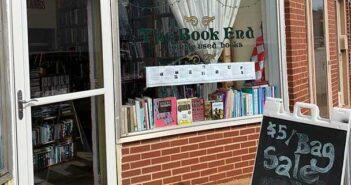 The Book End Blackstone VA